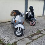 2016, Abrollern RFG