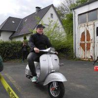 AMICI, Anrollern RFG, Raffi Hänsdieke