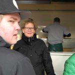 Anrollern RFG, Colin Teeke, Gabi Dellit
