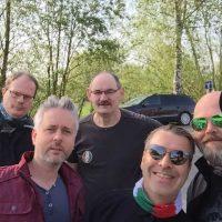 AMICI, Kai Woelke, Matz Schildt, Olli Blank, Terry, Thomas Bussmann, Thomas Senfleben