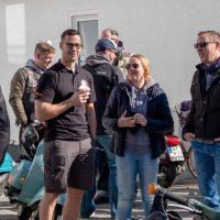 2018, AMICI, Abrollern RFG, Eiscafe Corazza, Philipp Heil, Sina Rehberg, Stefan Gerasch