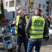 2018, AMICI, Abrollern RFG, Olli Blank