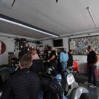 2018, Abrollern RFG, RFG-Clubwerkstatt