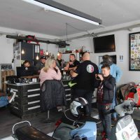 2018, Abrollern RFG, Colin Teeke, RFG-Clubwerkstatt, Sam Laun, Sandy Trautmann