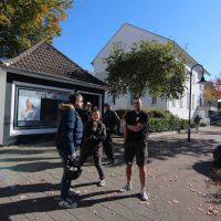 2018, AMICI, Abrollern RFG, Eiscafe Corazza, Meike Feldmeier, Stefan Gerasch