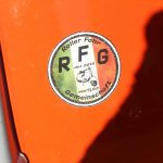 2018, Abrollern RFG