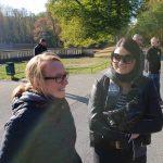 2018, Abrollern VSFM, Lucy Dermann, VSFM
