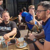 2019, AMICI, Ausfahrt, Carsten Hebrock, Holland, Stefan Gerasch, Tour