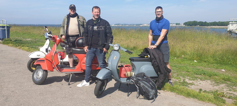 2019, AMICI, Ausfahrt, Carsten Hebrock, Holland, Stefan Gerasch, Sync, Tour