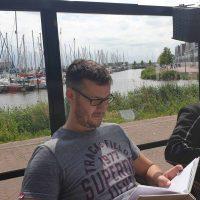 2019, AMICI, Ausfahrt, Holland, Ijsselmeer, Rob van Blokland, Stefan Gerasch, Tour