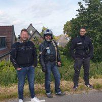 2019, AMICI, Ausfahrt, Carsten Hebrock, Holland, Ijsselmeer, Rob van Blokland, Stefan Gerasch, Tour