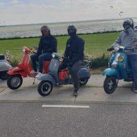 2019, AMICI, Ausfahrt, Carsten Hebrock, Holland, Ijsselmeer, Rob van Blokland, Stefan Gerasch, Sven Müller, Tour