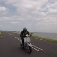 2019, Ausfahrt, Holland, Ijsselmeer, Rob van Blokland