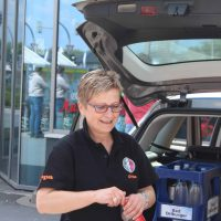 2019, AMICI, Anrollern RFG, Ulrike Schildt