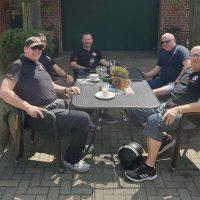 2019, AMICI, Carsten Hebrock, Tour